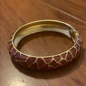 Jewelry - Giraffe print bracelet